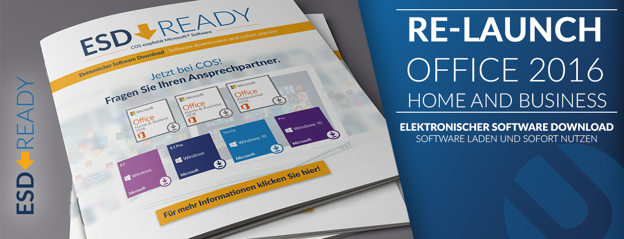 Home and Business 2016 ist wieder als ESD verfügbar