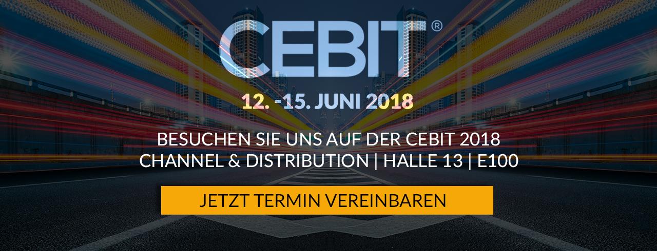Beuschen Sie uns auf der CeBIT 2018