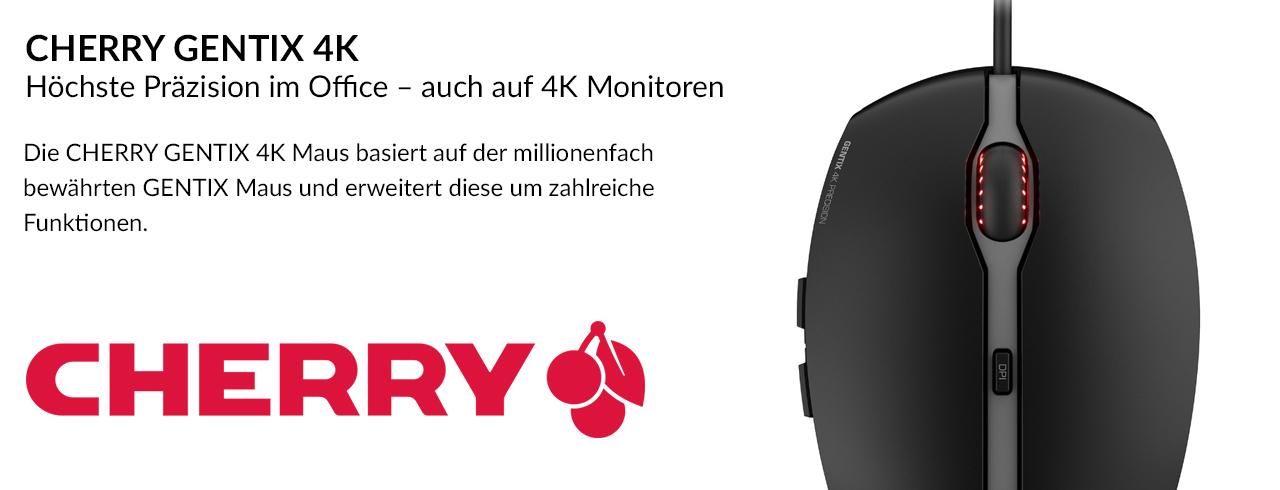 Cherry Gentix 4K